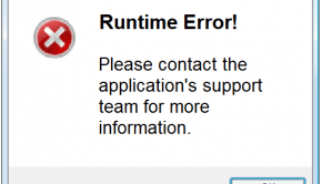Runtime Error - Featured - WindowsWally