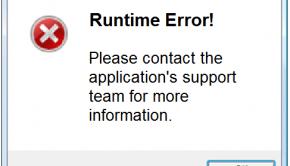 Runtime Error - Featured - WindowsWally