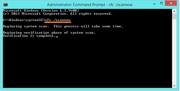 Error 0x80070057 - sfc scannow - 2 -- Windows Wally
