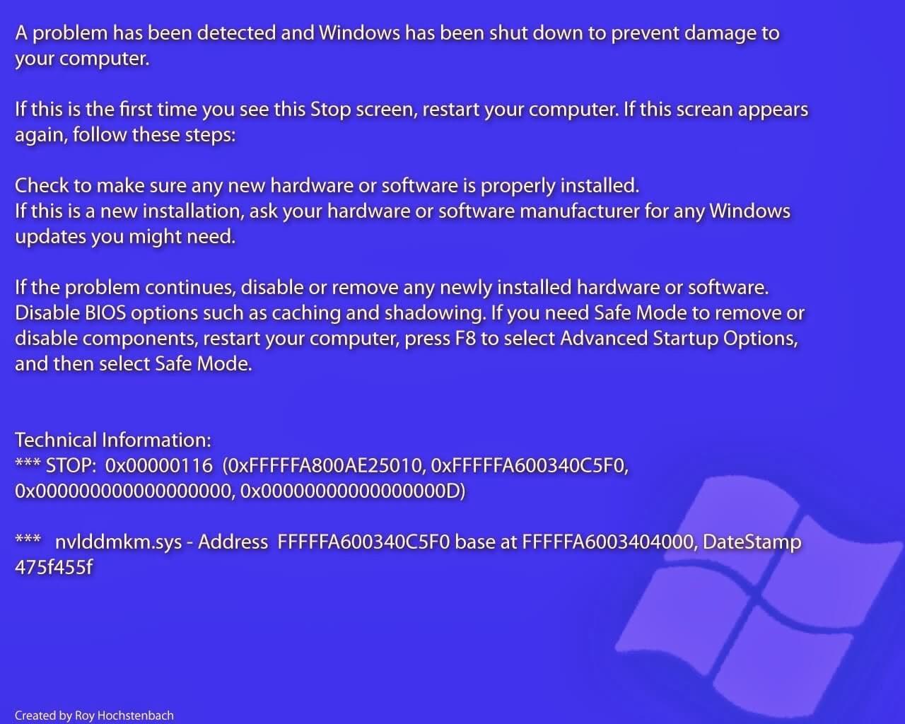 DLL_INITIALIZATION_FAILED - Cover - BSoD -- Windows Wally