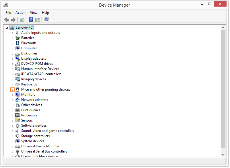 DPC Watchdog Violation - Device Manager - Mice and other pointing devices - Windows 8 -- Windows Wally