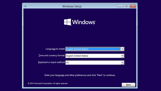 Windows 10 - Windows 10 - Installation -- Windows Wally