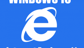 Internet Explorer 11 - Windows 10 - Featured -- Windows Wally