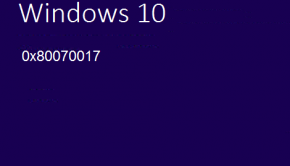 0x80070017 - Windows 10 Recovery - Featured - Windows Wally