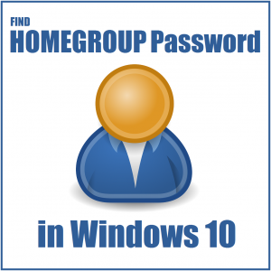 Windows 10 -- Homegroup Password - Featured - Windows Wally