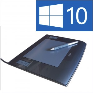 Wacom Pen Driver Issues on Windows 10