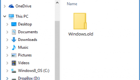 Windows.old -- Windows 10 - File Explorer - Featured - Windows Wally