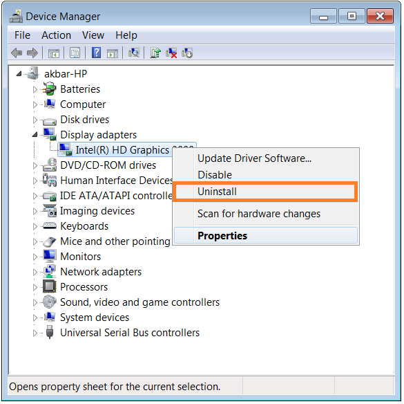 Windows 7 -- Device Manager - Windows Wally