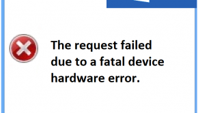 Fatal device hardware error - Featured -Windows 10 - Windows Wally
